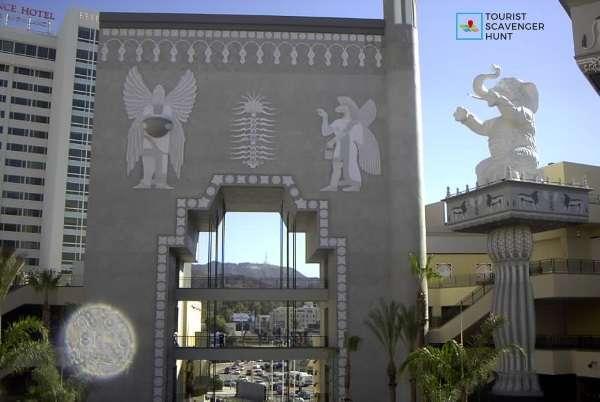 Babylon Courtyard