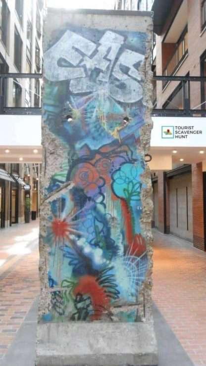 mur de berlin wall