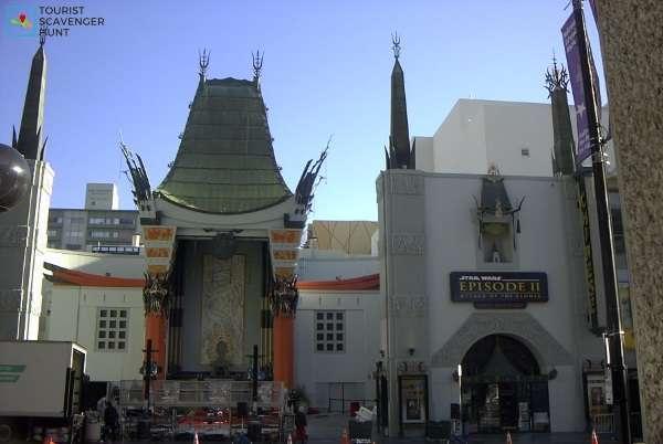Hollywood Scavenger Hunt
