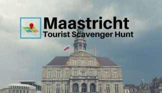 Maastricht scavenger hunt