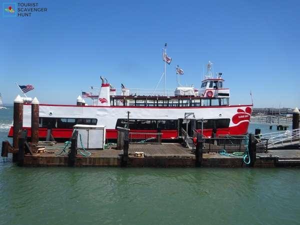red & white fleet
