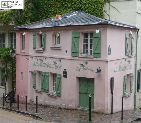 La Maison Rose