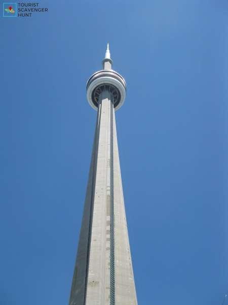 Tour du CN Tower