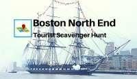 Boston North End Tourist Scavenger Hunt