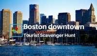 Boston tourist scavenger hunt
