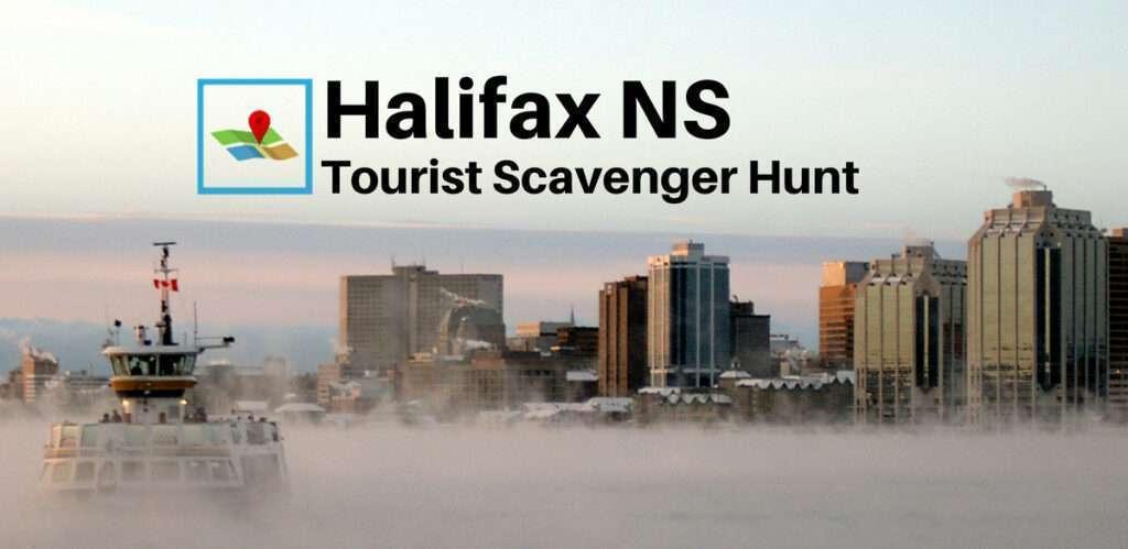Halifax Tourist Scavenger Hunt