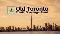 Old Toronto scavenger hunt