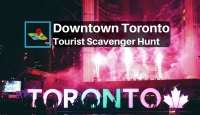 Toronto downtown scavenger hunt