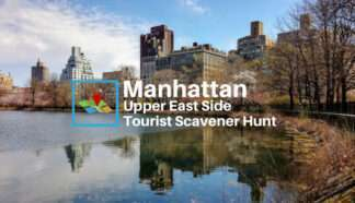 manhattan upper east side tourist scavenger hunt