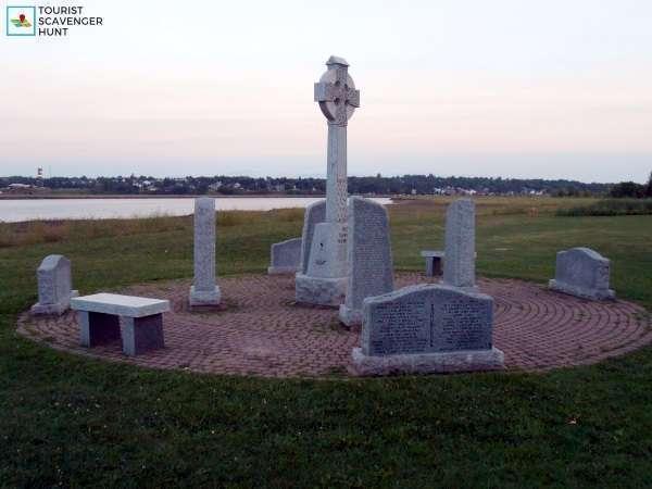 monument irlandais