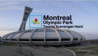Montreal Olympic tourist scavenger hunt, Parc Olympique