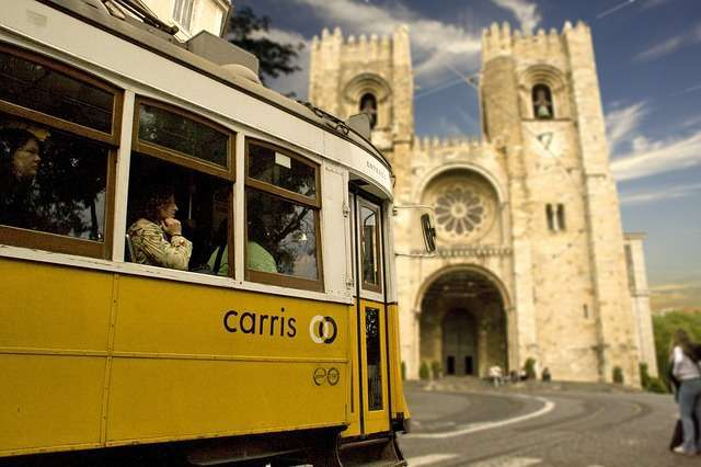 Cathedrale lisabona