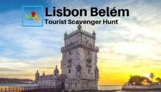 lisbon tourist scavenger hunt