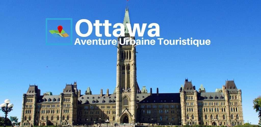 Ottawa aventure urbaine