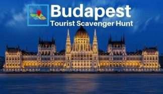 Budapest tourist scavenger hunt 600
