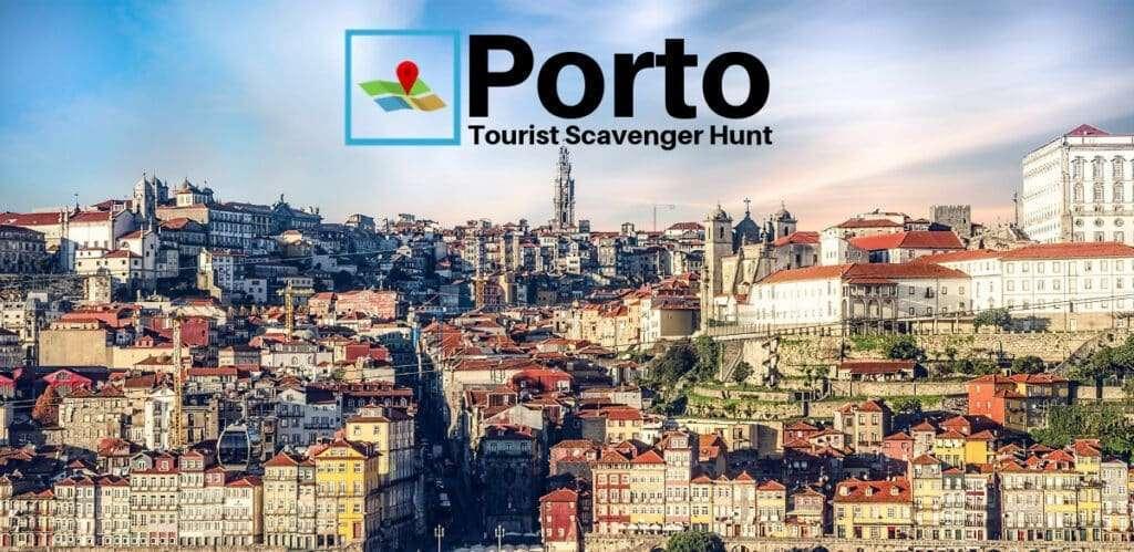 Porto tourist scavenger hunt