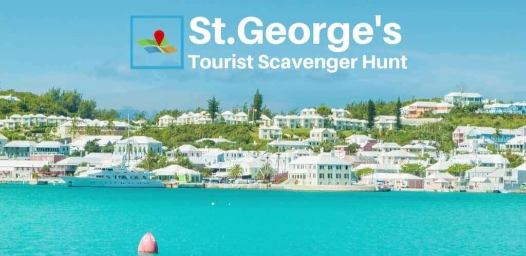 St.Georges Tourist Scavenger Hunt