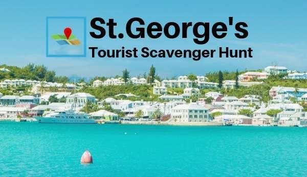 StGeorges Tourist Scavenger Hunt