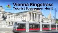 Vienna Ringstrass tourist scavenger hunt