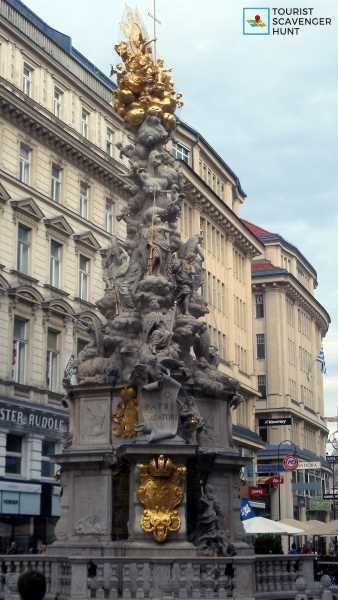 monument aux victimes de la peste Pestaule