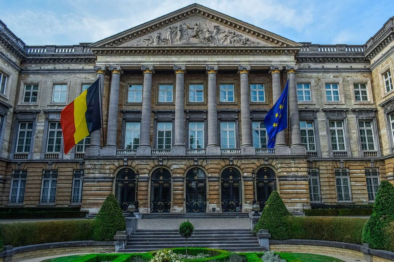 Parlement de Bruxelles Brussells Parliament