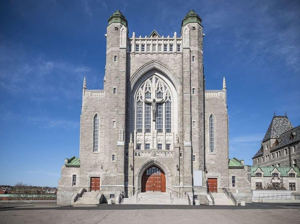 Basilique-Cathédrale Saint-Michel