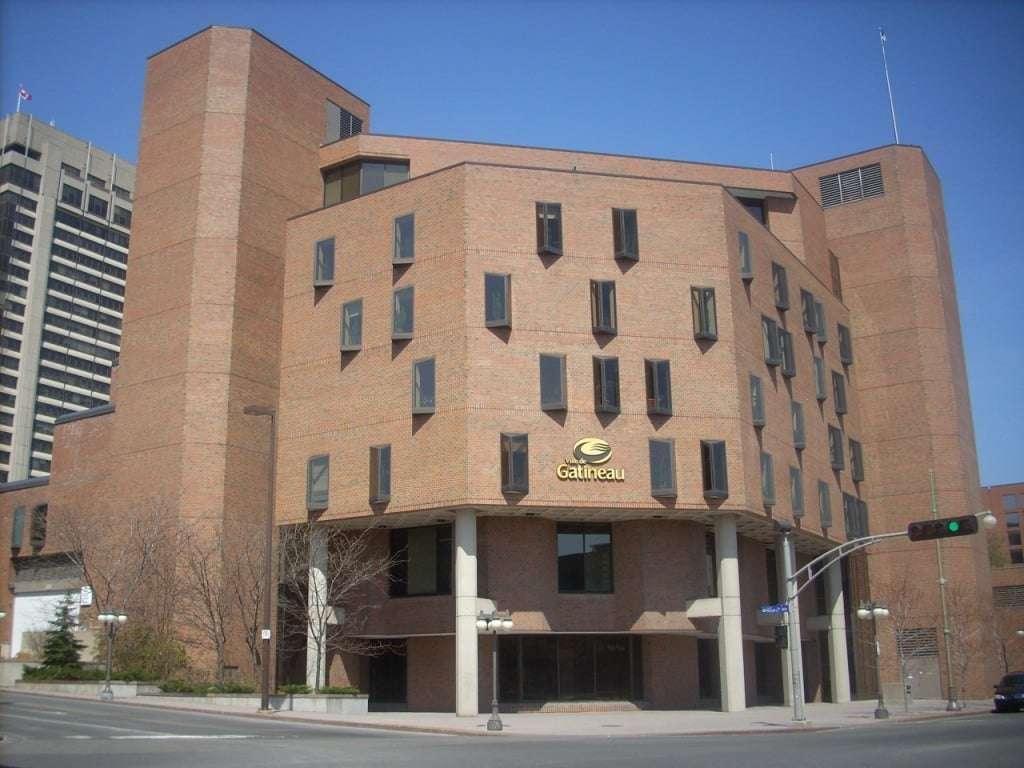 Hotel de Ville Gatineau