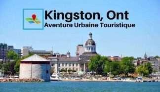 Kinsgton Aventure Urbaine TOuristique