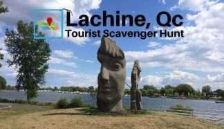 Lachine Tourist Scavenger Hunt