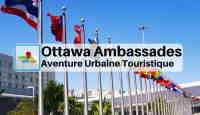 Ottawa Ambassades aventure urbaine touristique