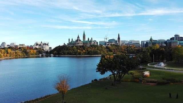 Rivière Outaouais Ottawa River