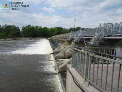 barrage du moulin-neuf