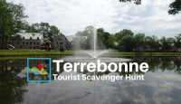 Terrebonne Tourist Scavenger Hunt