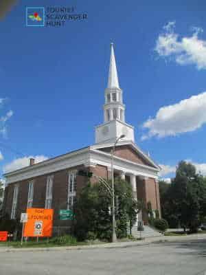 Plymouth Trinity Church