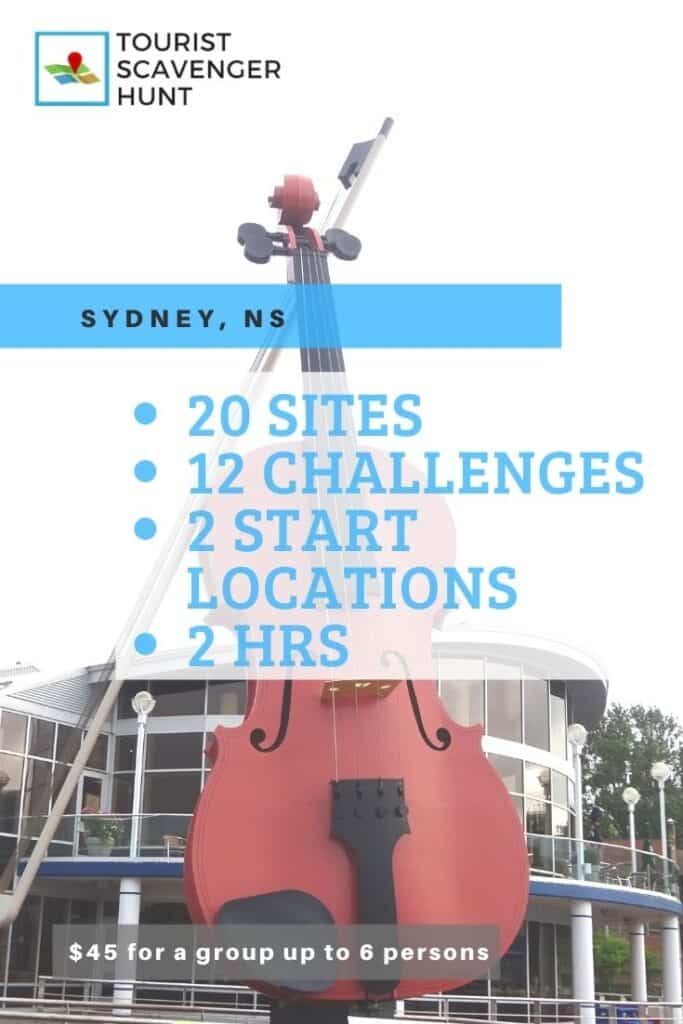 things to do in Sydney Nova Scotia