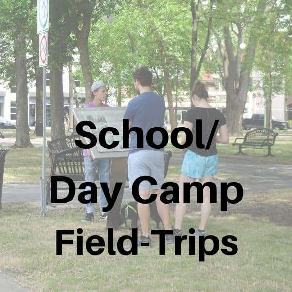 School and day camp field trips