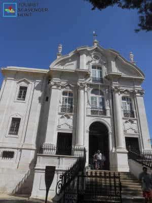 Church of St Anthony