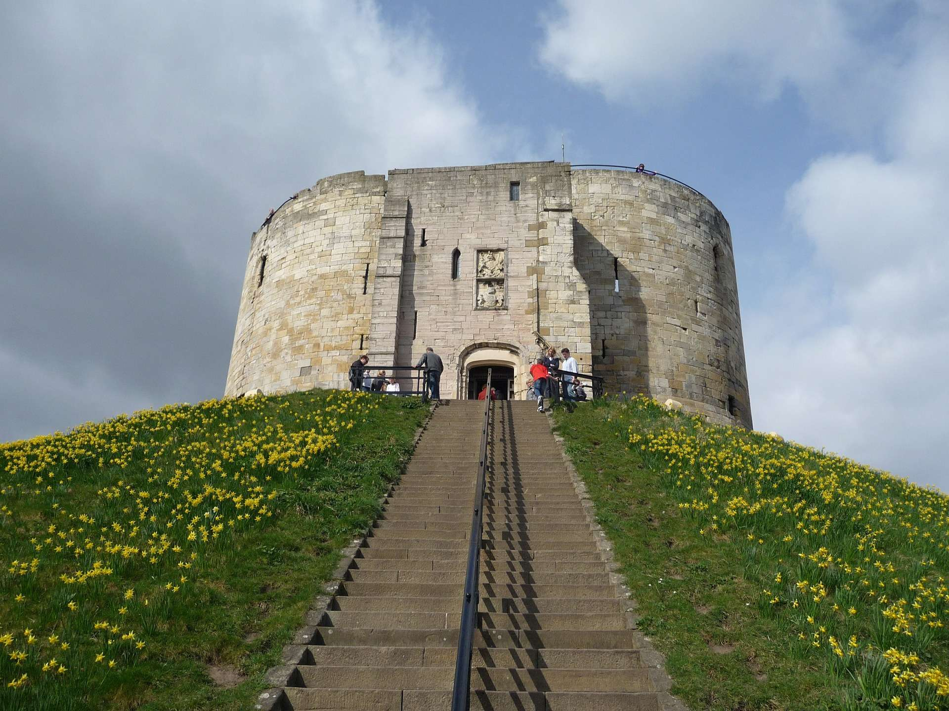 York Clifford's Tower