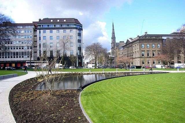 Edinburgh New Town St Andrews Square