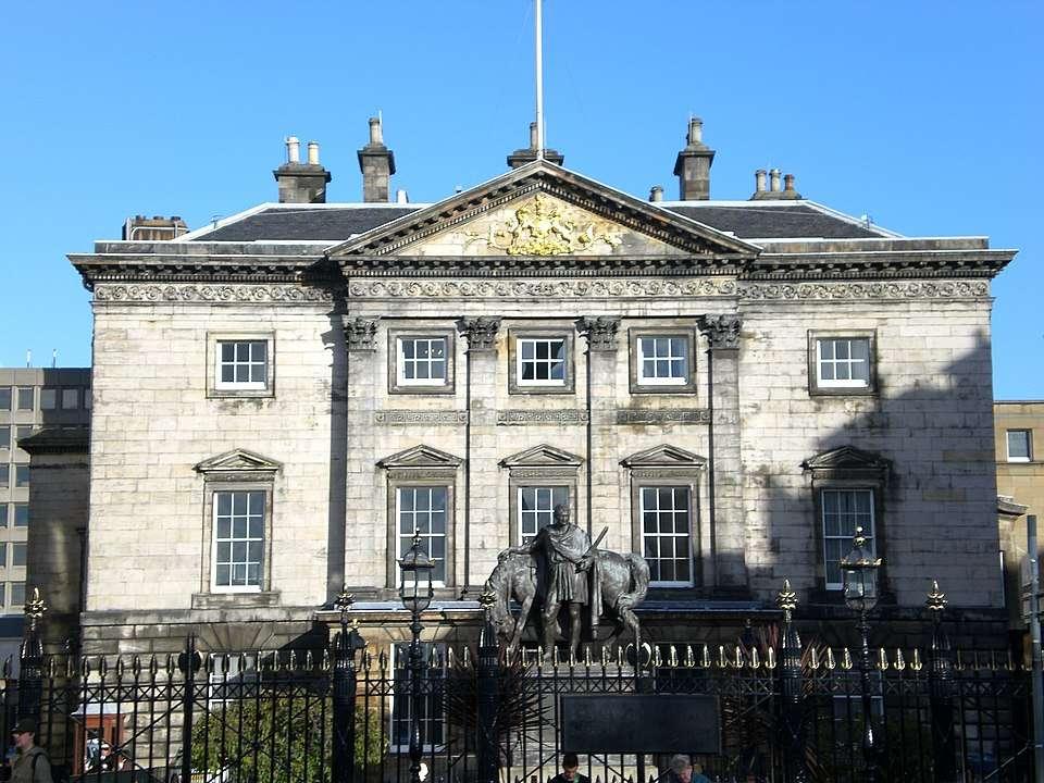Dundas House, Bank of Scotland, Edinburgh New Town