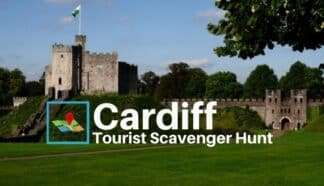 Cardiff tourist scavenger hunt