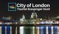 City of London Tourist Scavenger Hunt