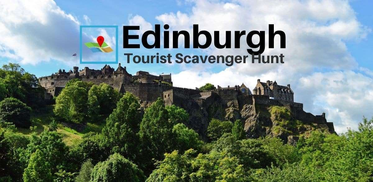 Edinburgh Tourist Scavenger Hunt