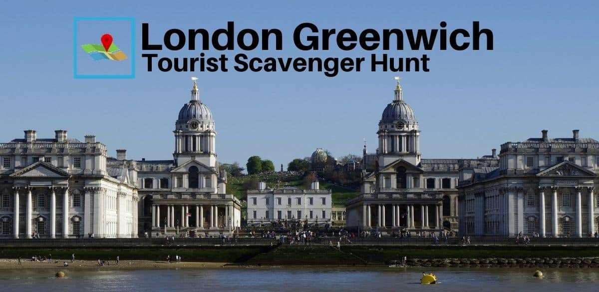 London Greenwich Tourist Scavenger Hunt