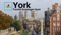 York tourist scavenger hunt