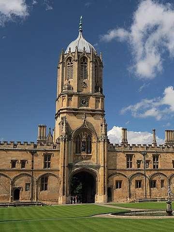 Tom Quad, Oxford