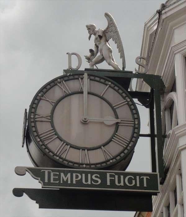 Dyson's Clock, Leeds