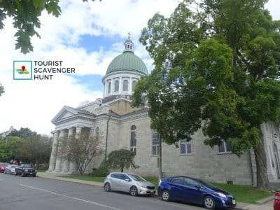 St-George's Cathedral, Kingston