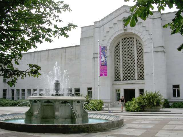 Southampton Central Library and Art Gallery