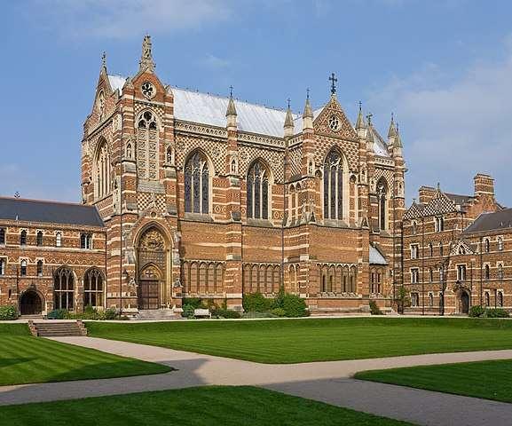 Keble College Chapel, Oxford